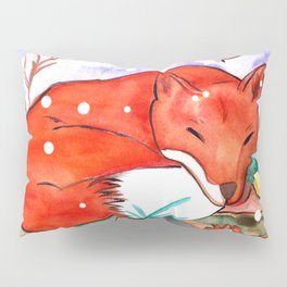 Fox of Autumn Pillow Sham