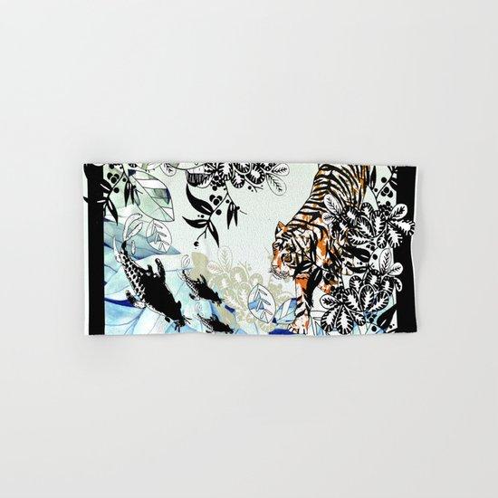 Tiger Tiger Hand & Bath Towel