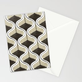 Never Ending Hourglass Stationery Cards