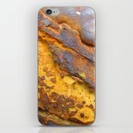 Rusted iPhone Skin