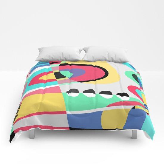 Naive VII Comforters