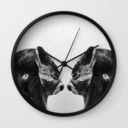 I had a dream I was a werewolf Wall Clock