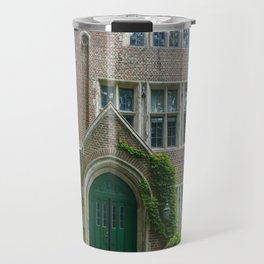 Who Knocks at the Door of Learning? Travel Mug