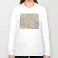 canada Long Sleeve T-shirts featuring Oh Canada by Catherine Holcombe