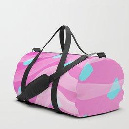Hollyhock Duffle Bag