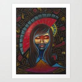 DreamWalker Art Print