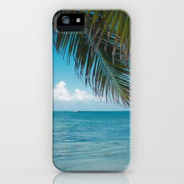 Palm Tree Life iPhone Case