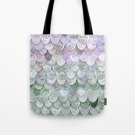 MAGIC  MERMAID Tote Bag