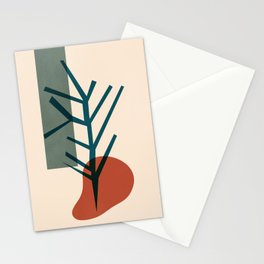abstract minimal 51 Stationery Cards