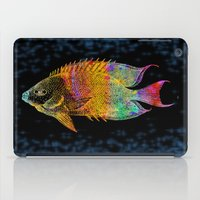 fish iPad Cases featuring  Fish by Vitta