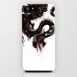The Beast of Burden iPhone Case