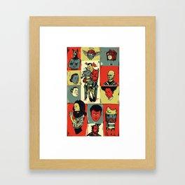 Random_things04.jpg Framed Art Print