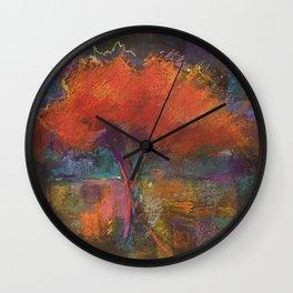 FIREFALL Wall Clock