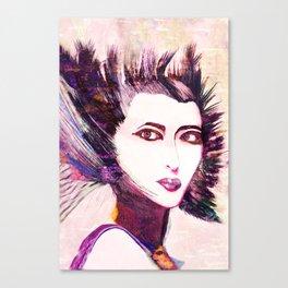 Vs. Canvas Print