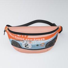 Nürburgring 917 Gulf Fanny Pack