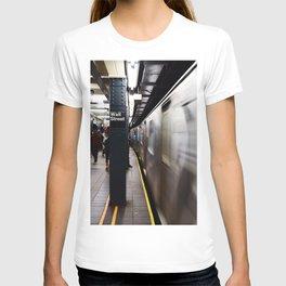 Wallstreet Subway T-shirt