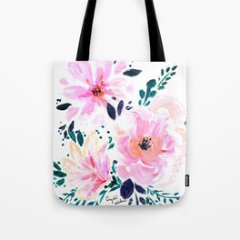 Floral Daydream Tote Bag