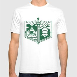 Hyrule Castle (The Legend of Zelda A Link to the Past) T-shirt