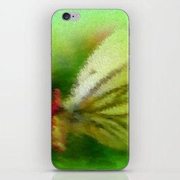 Butterfly's inn version 3 iPhone Skin