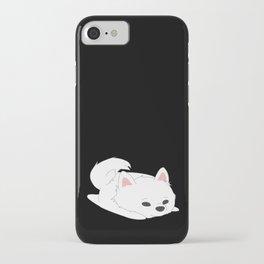 Samoyed Loaf iPhone Case