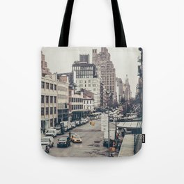 Tough Streets - NYC Tote Bag