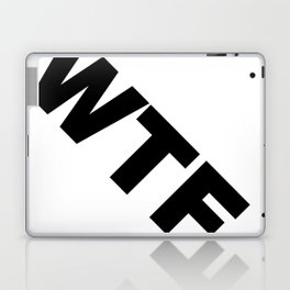 TRAN-WTF... Laptop & iPad Skin