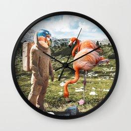 Alternate Reality Wall Clock