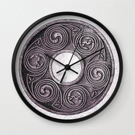 Celtic Motif Wall Clock