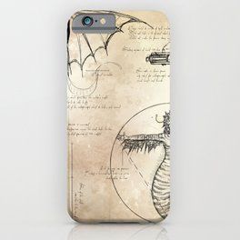 Science of an Alternate World iPhone Case