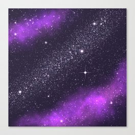 Ultra Violet! Canvas Print