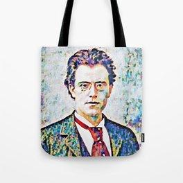 Gustav Mahler (1860 – 1911) Tote Bag