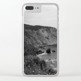 Highway One Clear iPhone Case