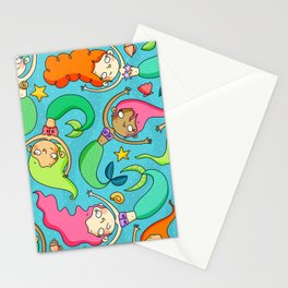 Mer-mazing! Stationery Cards