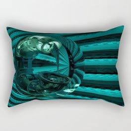Skorpio Searching Rectangular Pillow