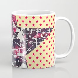 Hopkin's Bedtime - Orange Star Coffee Mug