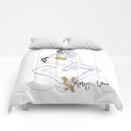 Candice swanepoel for vogue NOV 14 Comforters