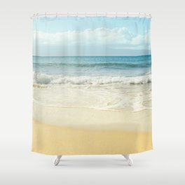 The Voices of the Sea Shower Curtain