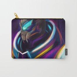 NEON Garrus - Fan Art Carry-All Pouch