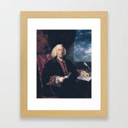 Sir Joshua Reynolds 1723–1792   Sir James Hodges Framed Art Print