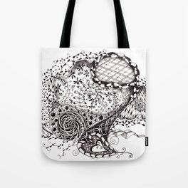 Doodle #2 Tote Bag