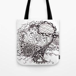 Doodle #2 Tote Bag
