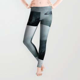 Wilderness Wolf & Poem Leggings