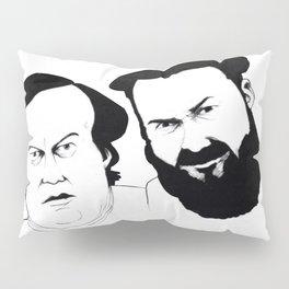 Mulligan and O'Hare Pillow Sham