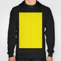 Canary yellow Hoody