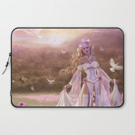 Light Sorceress Laptop Sleeve