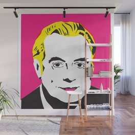 Gough Pops Pink Wall Mural