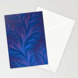 Stacking Hearts - Fractal Art Stationery Cards