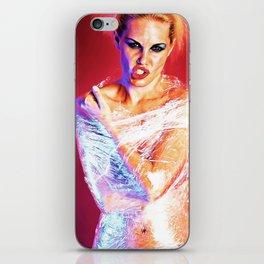 Born Into Wrap iPhone Skin