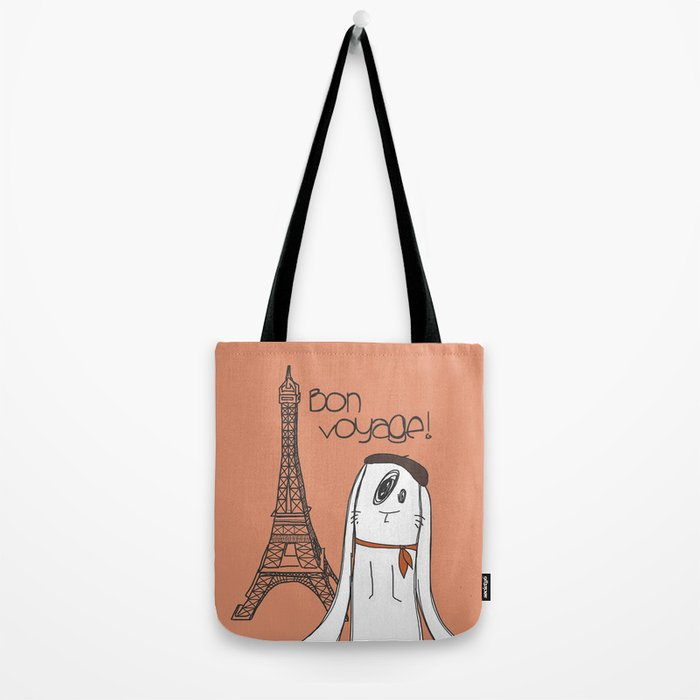 Bon Voyage! Tote Bag