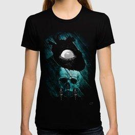 """""""The Tell-Tale Heart"""" - Edgar Allan Poe Series T-shirt"""